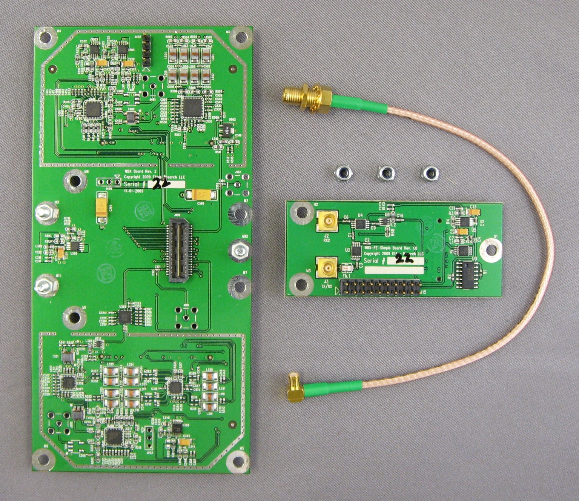 Products / Prices (USRP, OpenBTS kits, accessories) | www